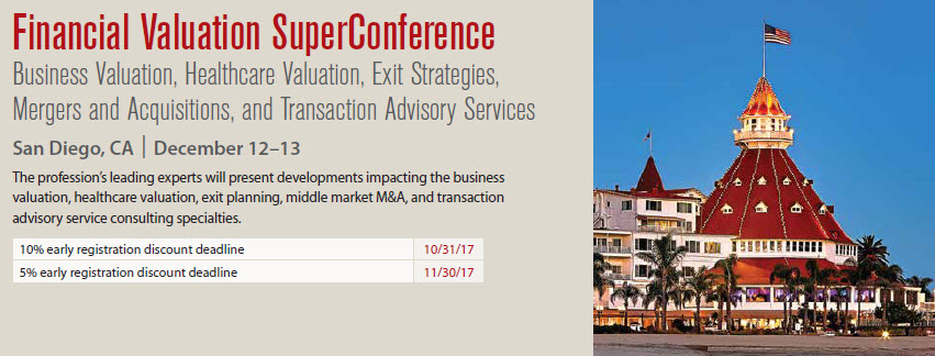 Financial Valuation SuperConference